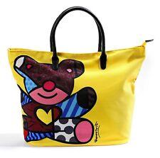 AMOR Bear Bolsa De Compras Romero Britto Oso giftcraft POP ART 333346