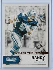 2016 PANINI CLASSICS RANDY WHITE CARD #151 ~ 01/99 ~ FIRST ONE ~ DALLAS COWBOYS