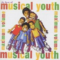 The Best Of Musical Youth CD (2003) ***NEW*** FREE Shipping, Save £s