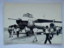 AVIANO US AIR FORCE aereo aircraft airplane aviazione vintage foto 30