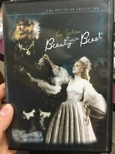 The Criterion Collection - Beauty And The Beast region 1 DVD (1946 French movie)