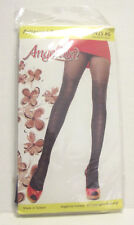 Angelina Patterned Pantyhose NWT Style 9415 #6 One Size Fits Most