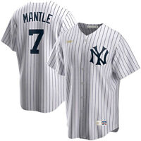 Nike New York Yankees Mickey Mantle Cooperstown Collection Replica Team Jersey