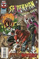 °SPIDER-MAN UNLIMITED #12° US Marvel 1996 64 Seiten