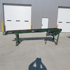 130 Slider Bed Belt Conveyor 18 Bed 31 Fpm 208 230460