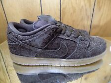 NIKE SB DUNK LOW PREMIUM #313170-222 BIGFOOT BAROQUE BROWN s. 4.5 *NEW