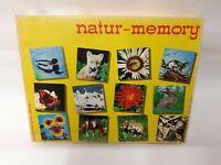 natur memory®  - RARITÄT JAHR 1967  - DER KLASSIKER - VON RAVENSBURGER