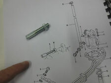 Suzuki T500 GT550 GT750 T250 T350 T20 nos oil pump adjuster Bolt 09119-08014
