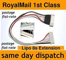 Lipo Balance Extension Charger Cable Lead 8s (9-Pin) JST-XH (8 cell 29.6V)