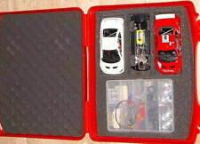 qq 50399 NINCO PEUGEOT 307 WRC KIT PRORACE 91 PCS EN MALETIN