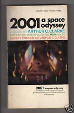 2001 A Space Odyssey by Arthur C. Clarke, Stanley Ku ~