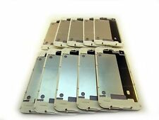 LOT OF 10x NEW WHITE iPHONE 4 4G GSM A1332 BACK GLASS DOOR BATTERY PLATE COVER