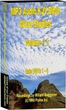 MP3 KJV Holy Bible Word Studies Stereo Audio 1400 Hours