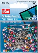 Prym Pearl-headed PINS col 40 mm x 0.58 10 g