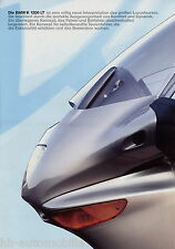 PROSPEKT BMW K 1200 LT 3 99 prospetto MOTO 1999 MOTO BROCHURE MOTO BIKE