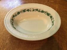 Wedgwood Stratford Edme creamware  oval vegetable bowl ca 1958