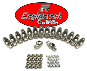 Stock Rocker Arms Set for 1967-1986 Chevrolet SBC 283 305 350 400 Engines