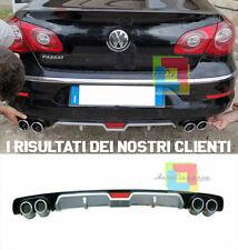 VW PASSAT CC TUNING SPOILER POSTERIORE NERO VERNICIATO SPOILER demolizione conosceva DIFFUSORE