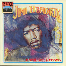 Jimi Hendrix – Band Of Gypsys Rare Live CD On Stage Italy Collectors CD 12022