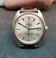 USED 1968 OMEGA CONSTELLATION SILVER DIAL CAL:561 DATE AUTO MAN'S WATCH