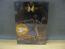 The Mummy Universal Studios 1999 Polar Lights Model Kit #5023 Arnold Vosloo NEW
