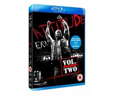 WWE The Attitude Era - Volume 2 2er [Blu-ray] NEU Stone Cold, The Rock, HHH