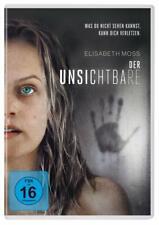DVD * DER UNSICHTBARE - Elisabeth Moss # NEU OVP +