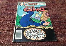 Dino Flintstones #18 estate sale Charlton Bronze Age Comics 1976 Hanna Barbera