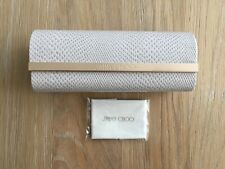 7c9dd0af1a41 JIMMY CHOO Designer Reptile Effect Sunglasses Case Set - Made In Italy