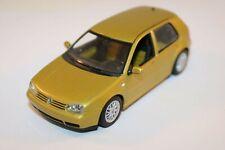 Minichamps 1:43 Volkswagen Golf GTi in 99% mint all original condition SCARCE