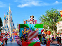 3 Day Disney Park Hopper Tickets. $218 Each