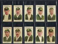 More details for wills (aus) - prominent australian & english cricketers - full set of 50 cards
