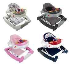 Baninni 2-in-1 Baby Lauflernhilfe Walker Gehfrei Gehhilfe Classic mehrereAuswahl