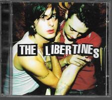CD ALBUM 14 TITRES--THE LIBERTINES--THE LIBERTINES--2004