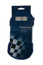 Boyz Toys RY407 Valet Dry and Wet Microfibre Car Cleaning Sponge Care - Blue