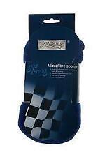 Boyz Toys RY407 Valet sec et humide Microfibre Voiture Nettoyage éponge Care-Bleu