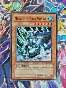 Mobius the Frost Monarch SOD-EN022 Super Rare Yugioh Card