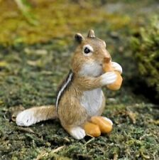 Miniature Fairy Garden Chipmunk Cheeks - Buy 3 Save $5
