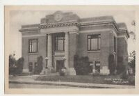 Canada, Public Library, Regina, Sask. Postcard, B250