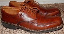 ECCO  Brown Leather Comfort Shoes Men's Sz 45  US 11 - 11.5