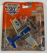 Matchbox 2021 Sky Busters - P-51 Mustang 13/31