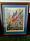 """Don Troiani """"Union Standard Bearer""""Framed,S/N! Rare! Limited Edition #242 of 600"""