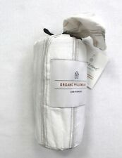 Hearth & Hand with Magnolia Organic Tic Stripe King Pillowcase Set Sour Cream
