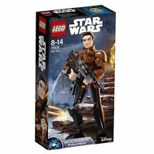 LEGO 75535 HAN SOLO STAR WARS ++ 100% NEUF / NEW  ++ DISNEY Figurine Figure