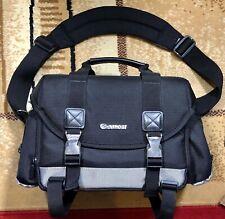 Free shipping! Genuine Canon Digital Camera Case Gadget Bag w/ Dividers 200DG
