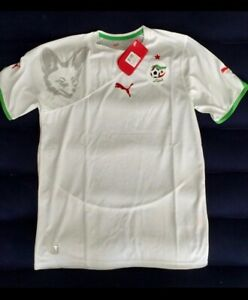Maillot Puma équipe Fennec d'Algerie Taille M Neuf Jamais portés avec étiquettes