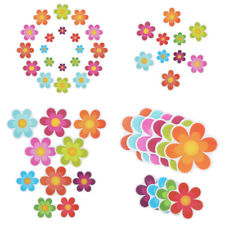 20 Anti Non Slip Mat Flower Bathtub Stickers Safety Floor Bathroom Shower Decals