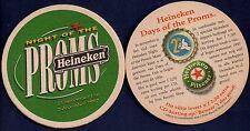 HEINEKEN -  BEERCOASTER FROM THE NETHERLANDS JA16003
