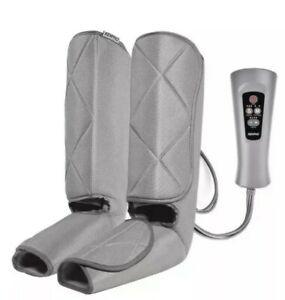 RENPHO Leg Massager for Circulation and Relaxation, Calf Feet Thigh Massage,