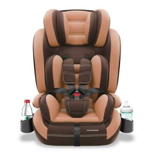 Universal Child Car Safety Seat Portable Baby Booster Car Seat Adjustable Toddle